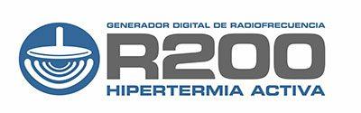 Logotipo de R200 radiofrecuencia